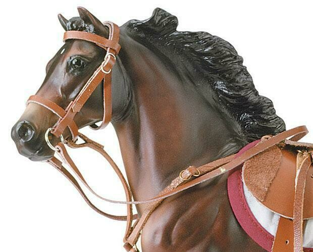 BREYER 2458 ENGLISH HUNTER/JUMPER BRIDLE