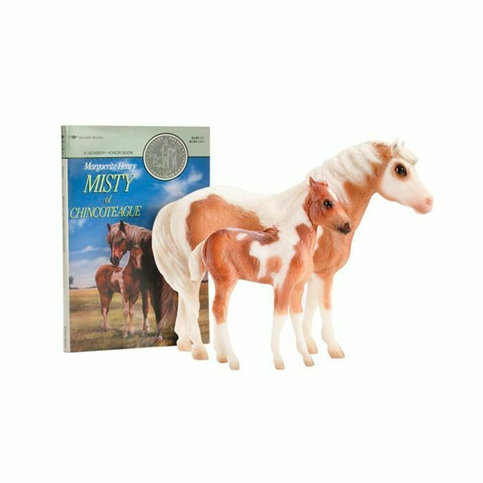 BREYER 1157 MISTY & STORMY