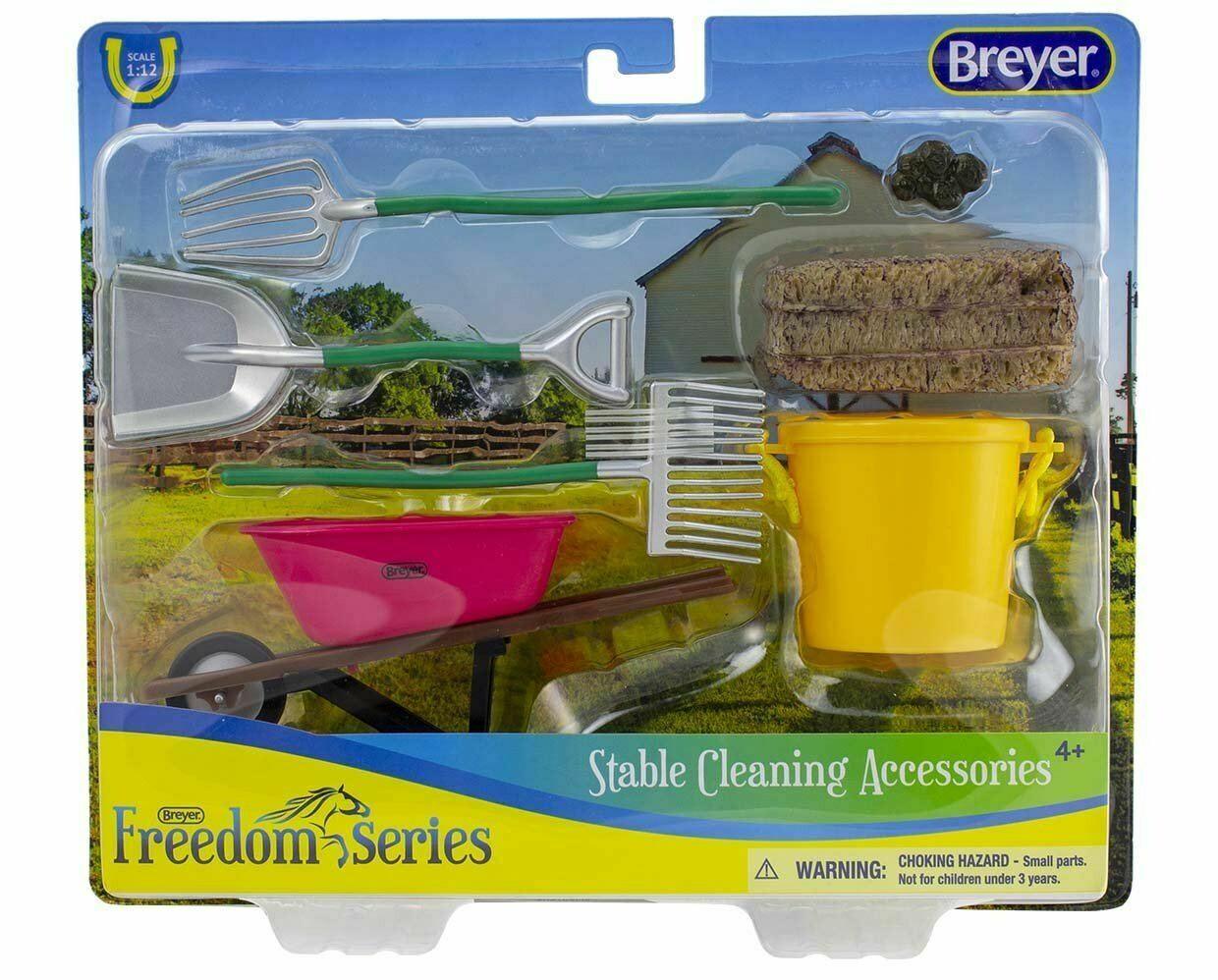 BREYER 61074 STABLE CLEANING ACCESS. *