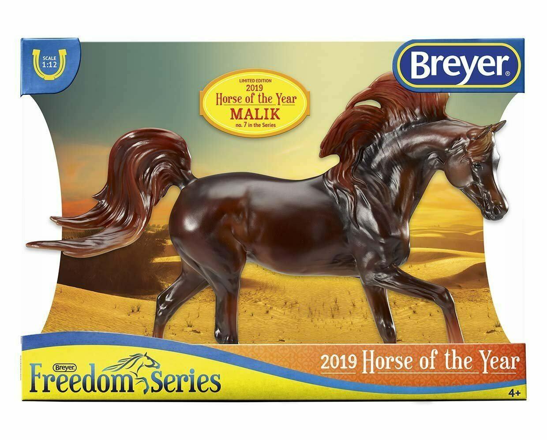 BREYER 62119 MALIK 2019 HORSE OF YEAR *