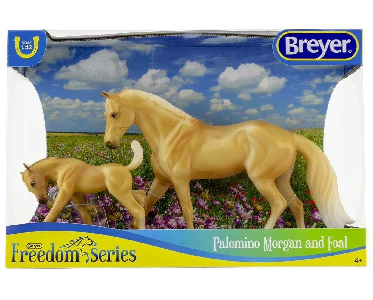 BREYER 62045 QH PALOMINO (MORGAN) *