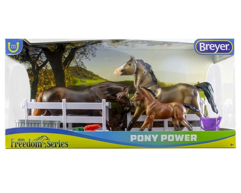 BREYER 62200 PONY POWER *