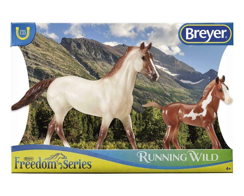 BREYER 62204 RUNNING WILD