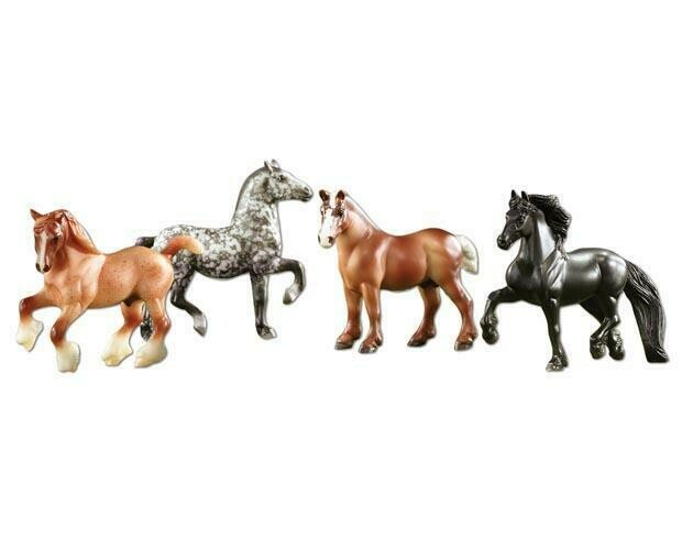 BREYER GENTLE GIANTS 6022 (Retired)