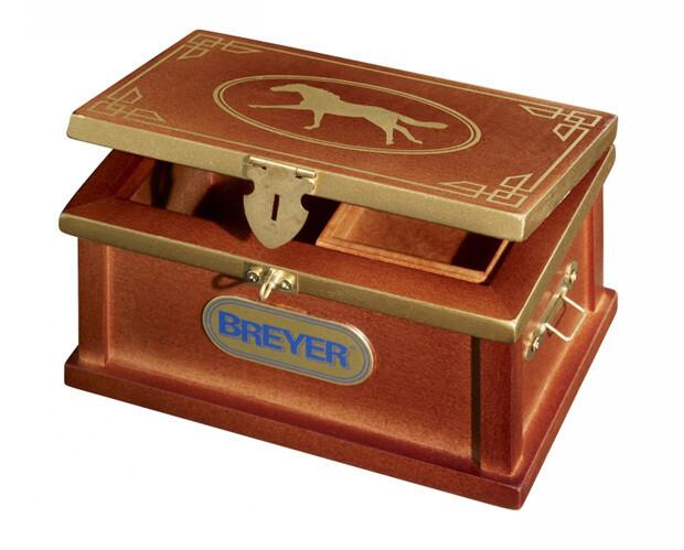 BREYER TACK BOX 286