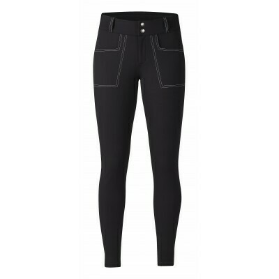 Kerrits Side Pass Pocket Breech - Knee Patch