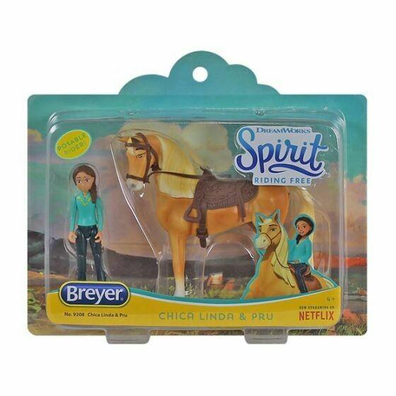 Breyer 9244 Spirit Small Dolls