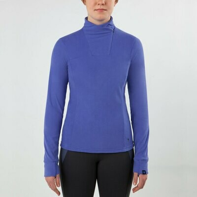 Irideon Chinchillaaah Half-Zip (Ultra Violet)