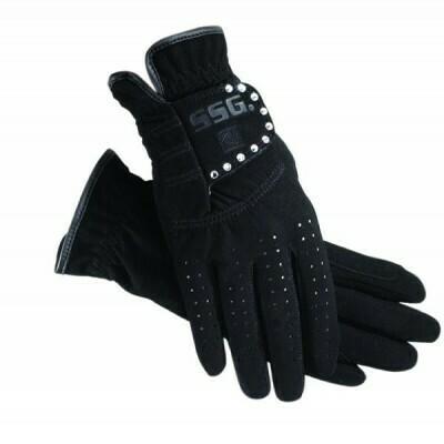 SSG Grand Prix Bling Glove (Black)