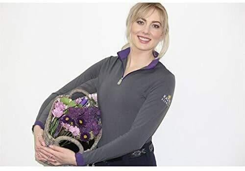Kastel Charlotte SIG Collection Shirt (Asphalt w/ Eggplant)