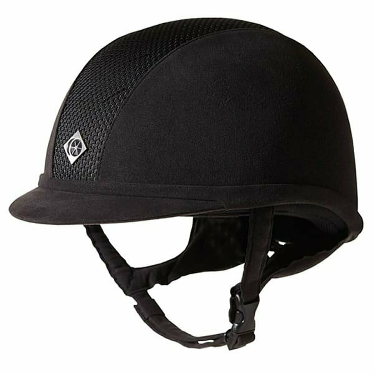Charles Owen Ayr8® Plus Helmet (Black/Black)