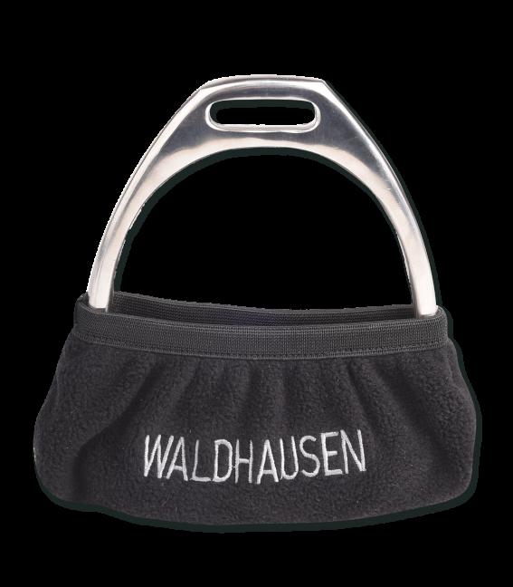 Waldhausen Stirrup Covers (Black)
