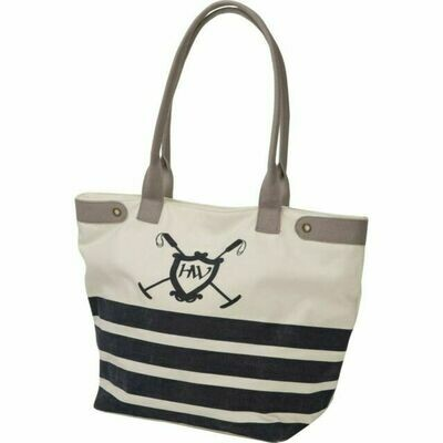 Horseware Nautical Canvas Tote