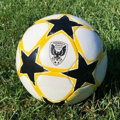 PASC Branded Soccer Ball