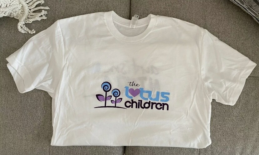 The Lotus Children (TLC) Autism Ninja T-Shirt