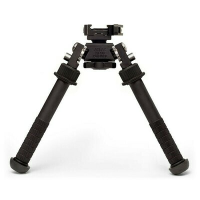 Atlas V8 Bipod with ADM-170-S QD Picatinny Mount BT10-LW17