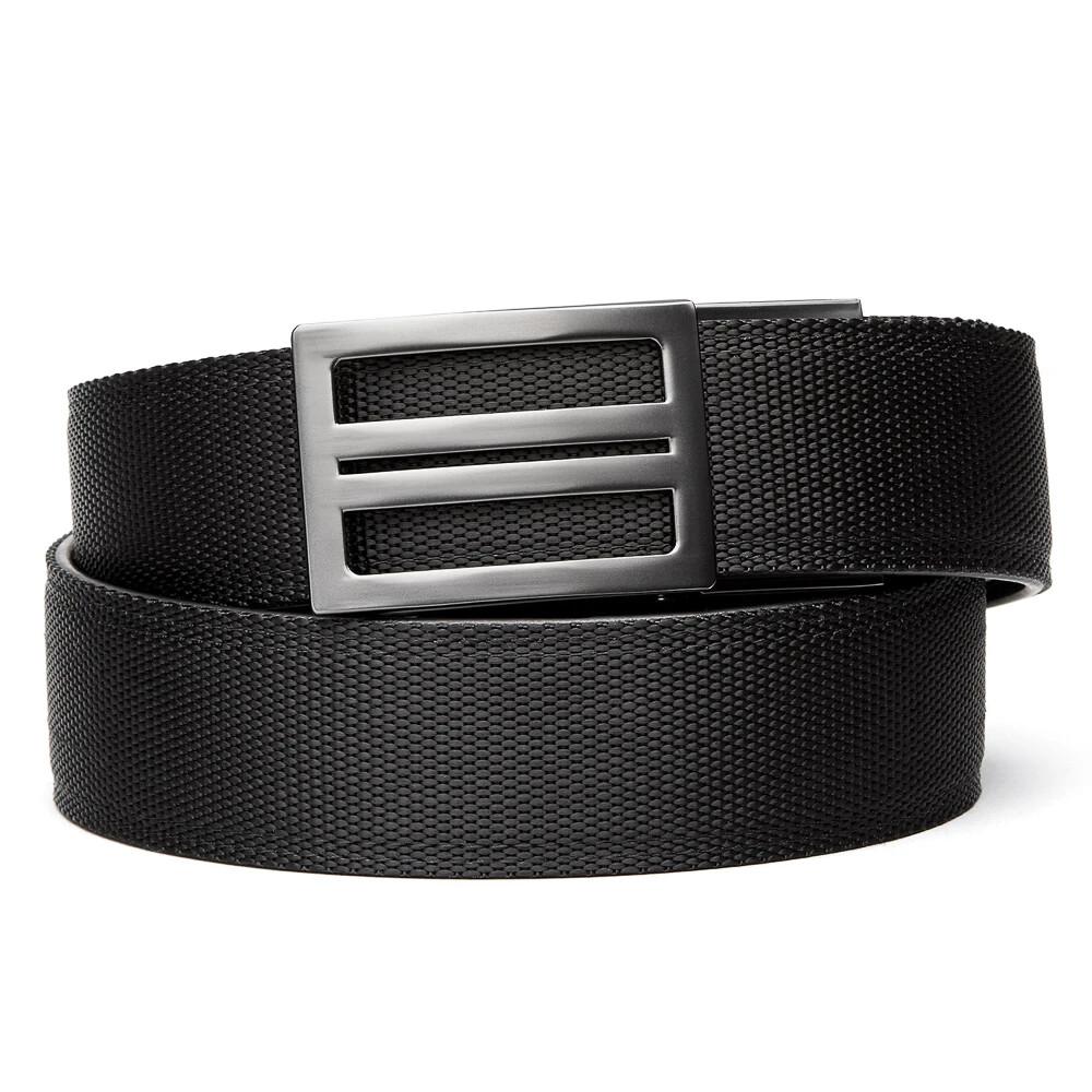 "KORE X1 Gunmetal Black Tactical Micro Adjust Belt Size 24""-44"""