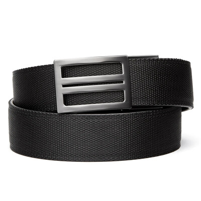 KORE X1 Gunmetal Black Tactical Micro Adjust Belt Size 24