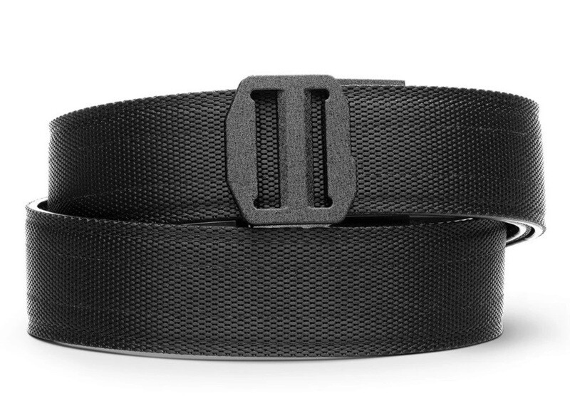 KORE X7 Black Tactical Micro Adjust Belt Size 24