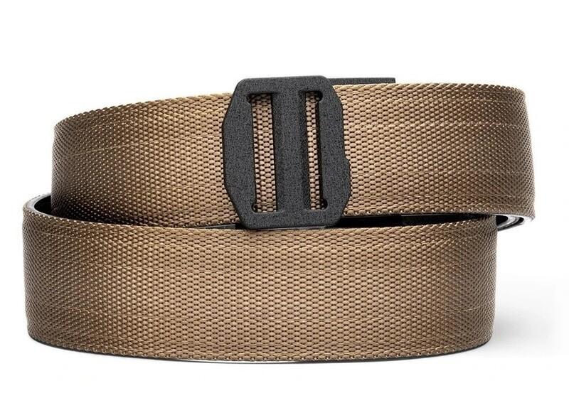 KORE X7 Tan Tactical Micro Adjust Belt Size 24