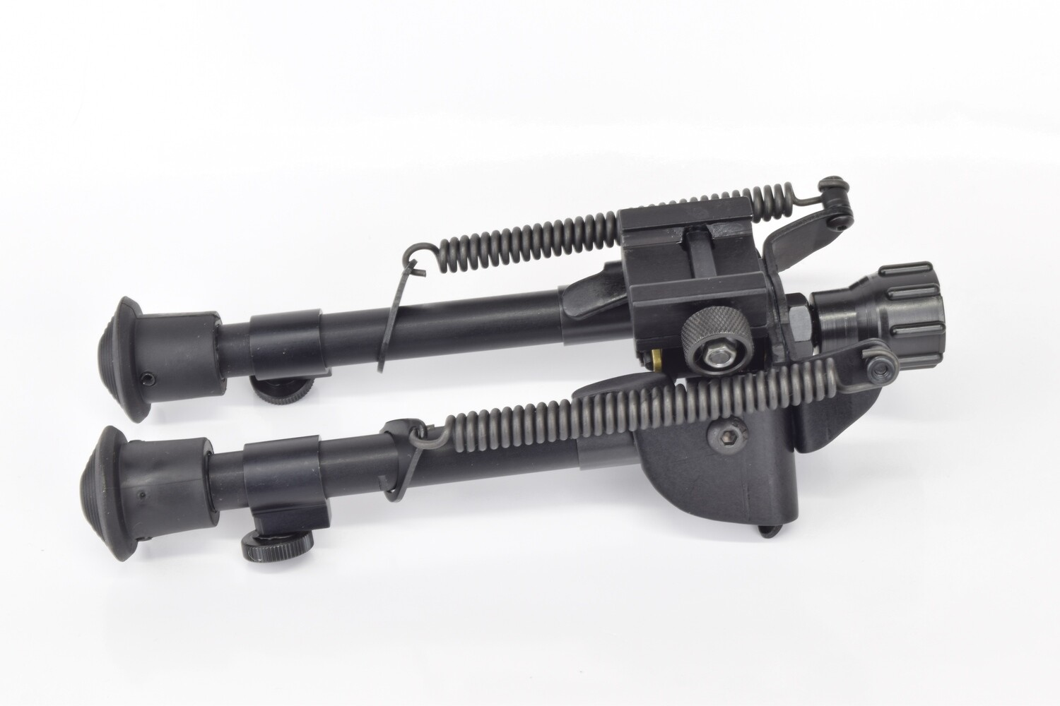 "Harris Engineering S-BR2P Canting 6-9"" Picatinny Mount Bipod With Self Leveling Legs"