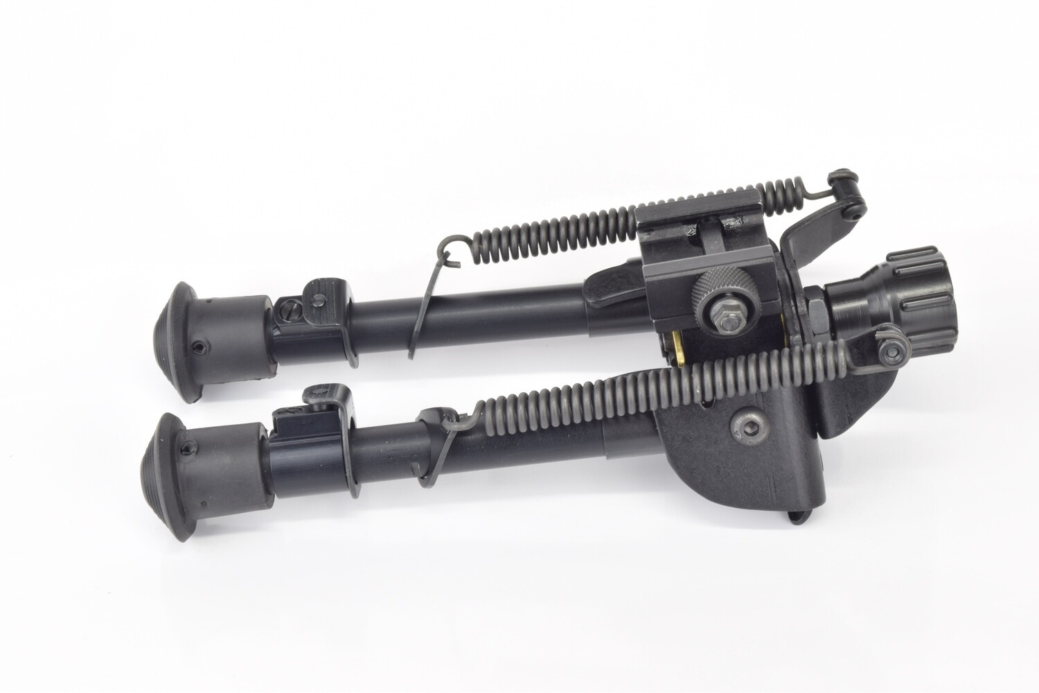 """Harris Engineering S-BRMP Canting 6-9"""" Picatinny Mount Bipod with Notch Legs"""