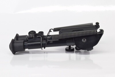 """Harris Engineering 1A2-BR Solid Base 6-9"""" Bipod"""