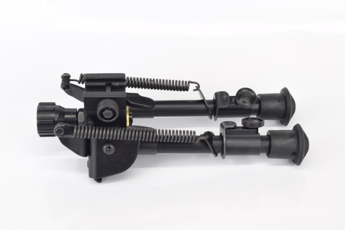 "Harris Engineering S-BRP Canting 6-9"" Picatinny Mount  Bipod"