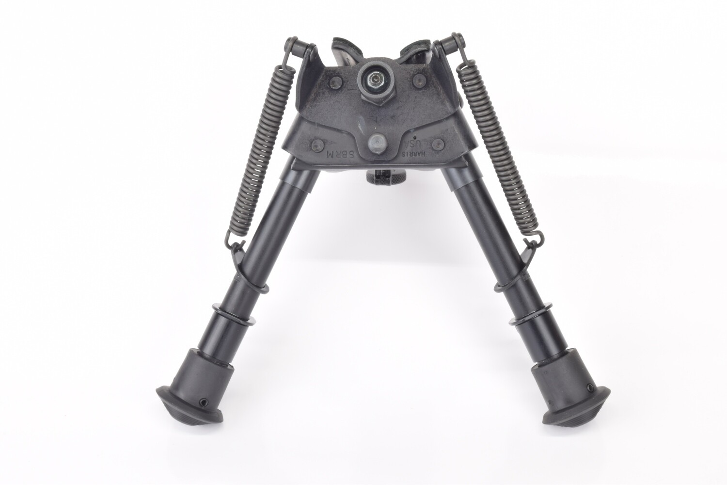 "Harris Engineering S-BRM Canting 6-9"" Swivel Mount  Bipod With Notch Legs"