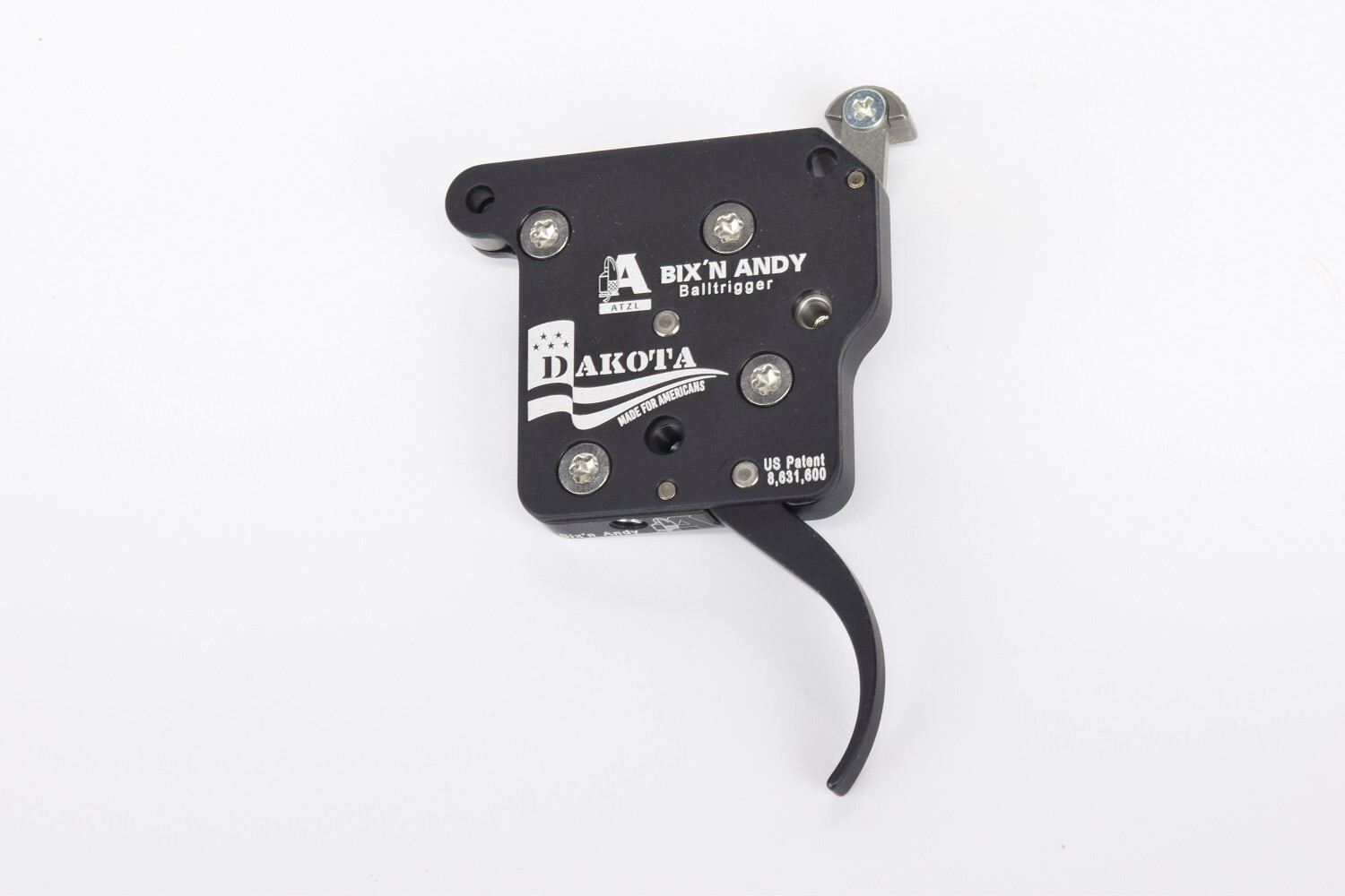 Bix'n Andy Dakota 1lb to 4.5lb Trigger for Remington 700 and Clones