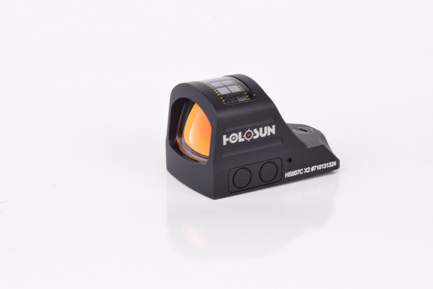 Holosun HS507C-X2 Solar Pistol Red Sight