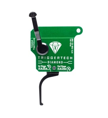TriggerTech Diamond Two Stage Flat Right Hand