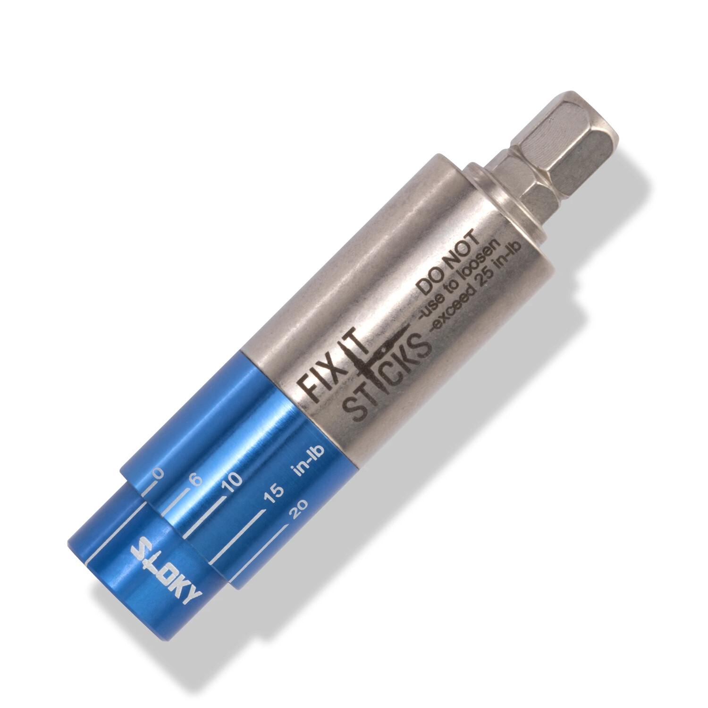 Fix It Sticks Mini All-In-One Torque Driver 6-25 in/lbs