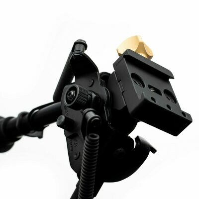 AREA419 Harris Bipod ARCA Clamp Kit