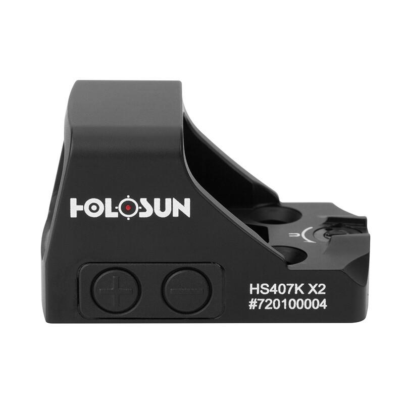 Holosun HS407K-X2 Micro Red Dot Reflex Sight for Pistols
