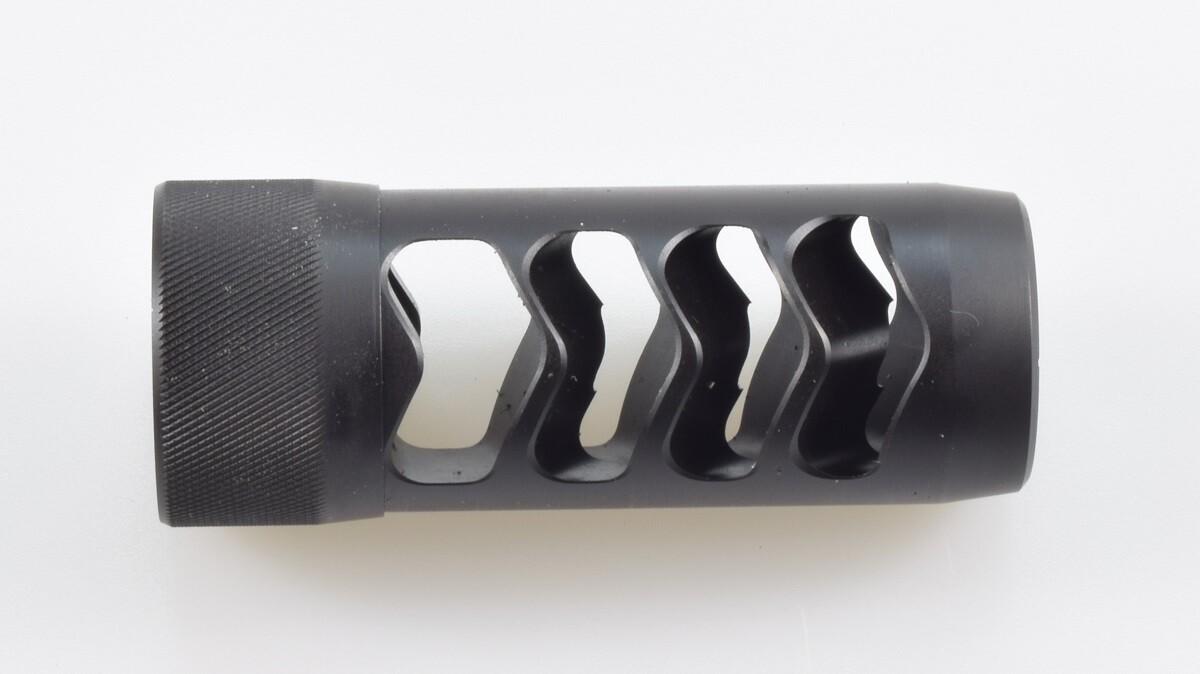 AREA419 Hellfire Match 6.5mm Self Timing Muzzle Brake Nitrided