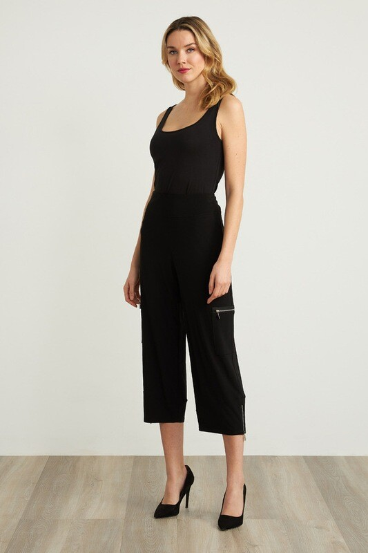 LDS Pant with zippers