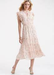 Loral Tinsel Dress