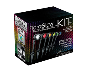 BUNDLE 1 includes:  6 X Lights (any colours), 1 X 16V Transformer and 1 X Extension Cable