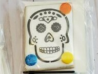 Day of the Dead Paint Your Own Cookies
