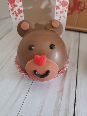 Boy Bear Hot Cocoa Bomb