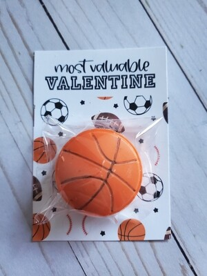 Most Valuable Valentine Basketball