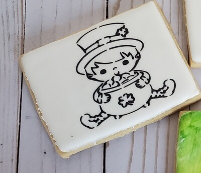 Leprechaun Boy