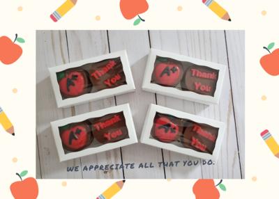 Teacher appreciation Oreos