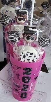 Graduation Cup - Pink