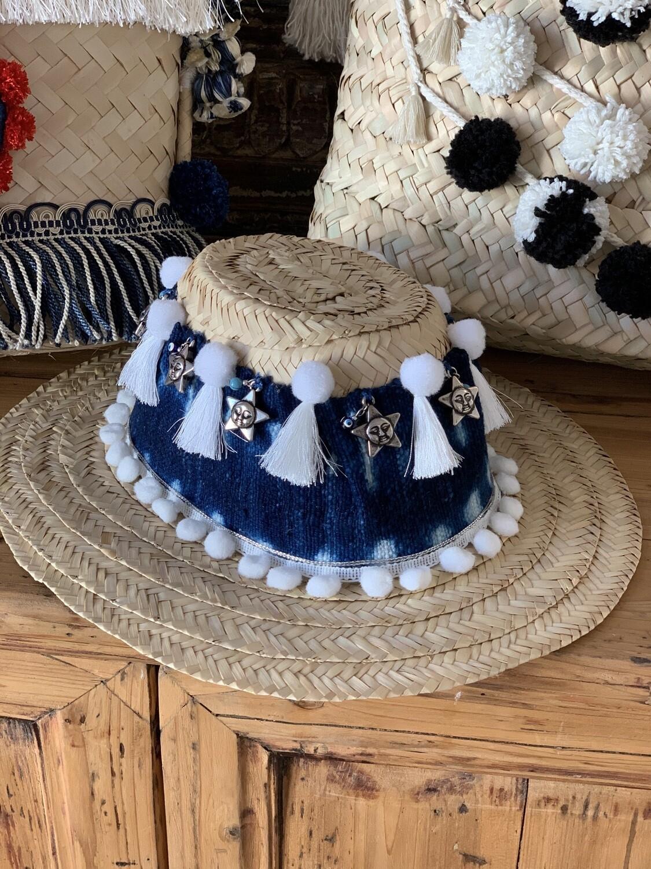 BoHo Straw Hat/Gootchi