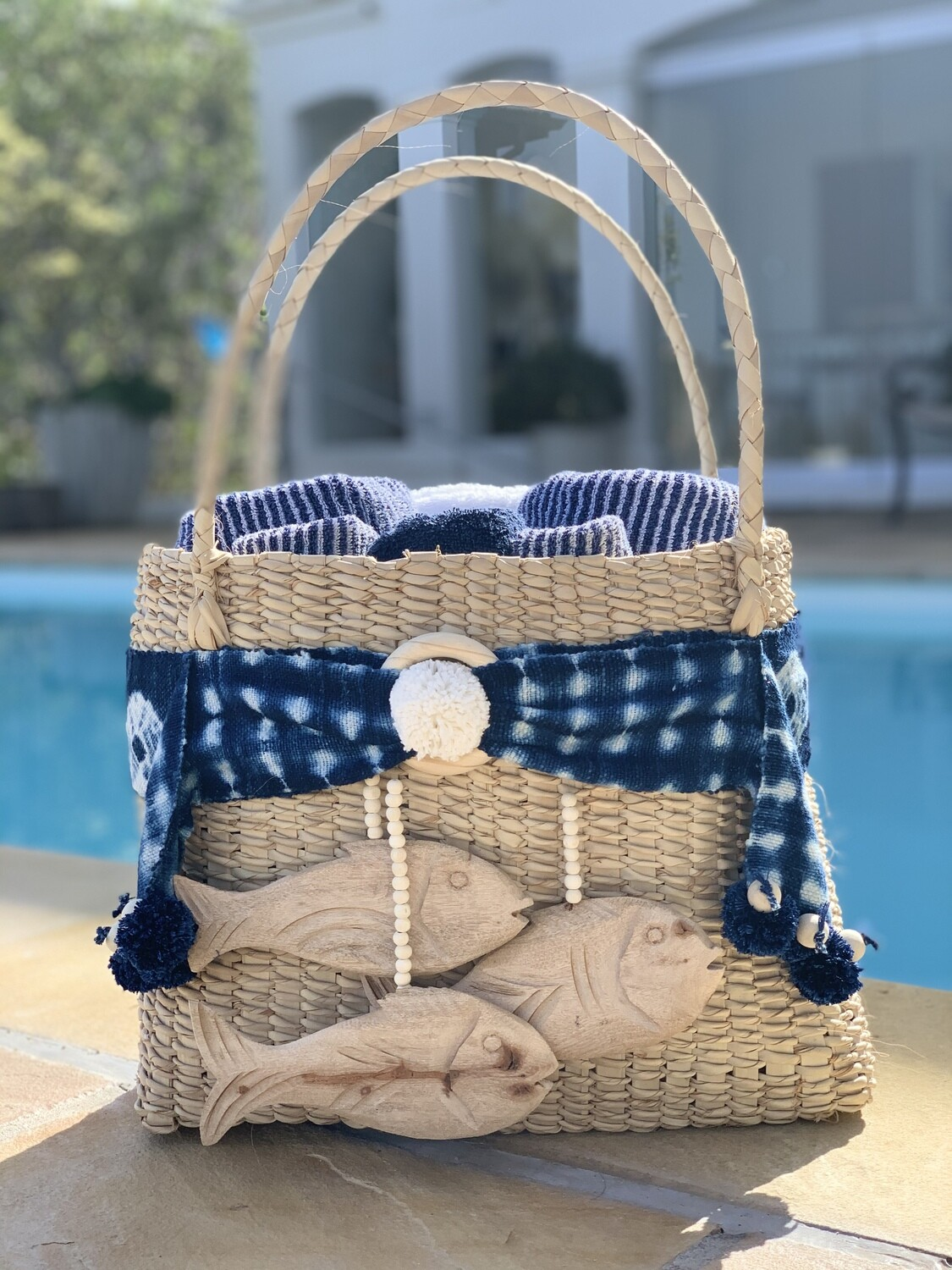 Decor/Gootchi Basket