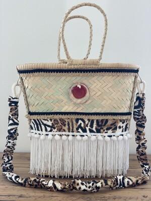 Gootchi Handbag/Animal print