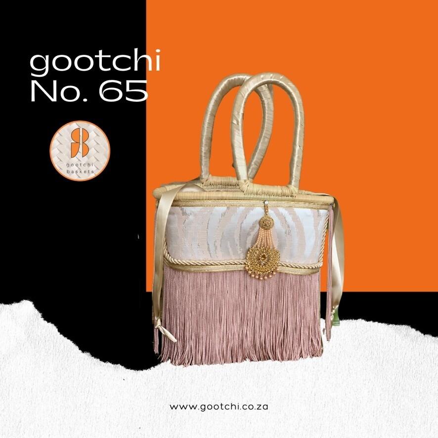 Gootchi Tote Basket Handbag