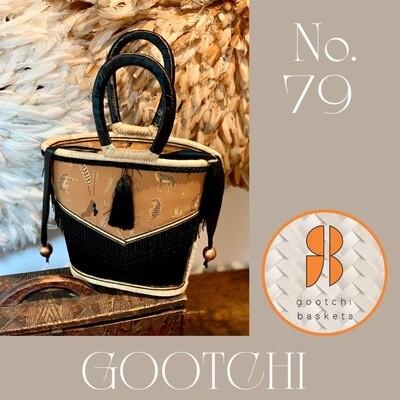 Gootchi Tote Handbag No.79